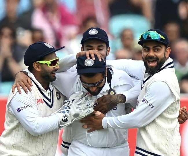 टीम इंडिया ने जीत दर्ज की (फोटो विराट कोहली ट्विटर)