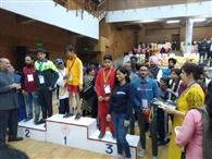राहुल बैंस ने नेशनल रोलर स्केटिग चैंपियनशिप में जीता कांस्य