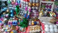 क्रिसमस को लेकर बाजार हुआ गुलजार