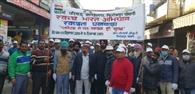 कैंट बोर्ड ने रैली निकाल दिया सफाई रखने का संदेश