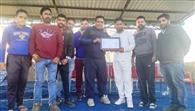 विवेक ने विक्रांत को 51 रनों से हराया