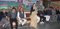 दिल्ली की रैली के लिए एकजुट हुई कांग्रेस