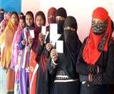 Simdega Assembly Election 2019: सिमडेगा में मतदान केंद्रों पर उमड़ी वोटरों की भीड़, 59% हुआ मतदान