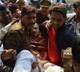 CM Yogi in Kanpur : सपा विधायक को पुलिस ने पकड़ा, कांग्रेसियों को आवास में किया नजरबंद Kanpur News