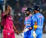 Ind vs WI: विराट कोहली का मैच के बाद खुलासा, क्यों मैदान पर काटी गेंदबाज विलियम्स 'पर्ची'?