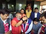 डिप्टी सीएम केशव ने शनिदेव मंदिर में मत्था टेका, बाराही महोत्सव का शुभारंभ किया Prayagraj News
