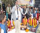 पप्पू यादव का नगर विकास मंत्री पर तंज, कहा- अपने शहर का विकास भी नहीं कर पाए मंत्री Muzaffarpur News