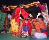 नागानंगम नाटक का मंचन कर कलाकारों ने लूटी वाहवाही Dehradun News