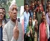 Jharkhand Assembly Election 2019: छिटपुट हिंसा के बीच दूसरे चरण में 64.39 फीसद मतदान