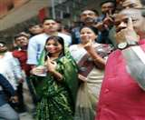 Jharkhand Assembly Election 2019 2nd phase Voting : रघुवर,सरयू समेत दिग्गजों ने भी डाले वोट, ये रही तस्वीरें