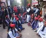 उन्नाव की बिटिया की मौत पर बवाल, सपा ने दिया मंडलभर के जिला मुख्यालयों पर धरना Agra News