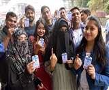 PUSU Election 2019: वोटिंग में आर्ट कॉलेज ने सभी को पछाड़ा, स्टूडेंट्स में यूजी आगे रहा