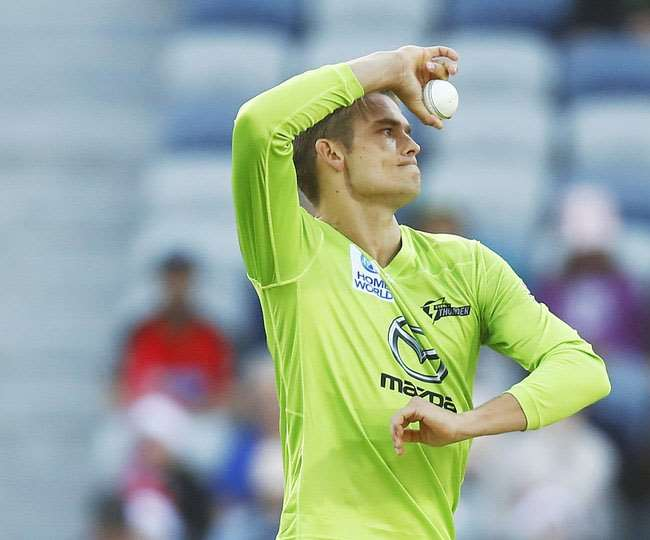 Chris Green banned from bowling by Cricket Australia for 90 days ...