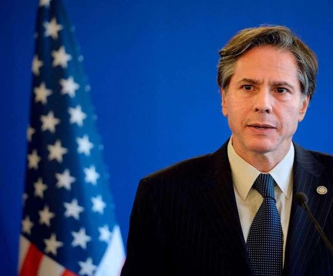 अमेरिकी विदेश मंत्री एंटोनी ब्लिंकेन ने अफगान शांति वार्ता बढ़ाई