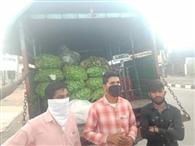 सब्जी आढ़ती से पार्षद के पति ने मांगे पैसे, पुलिस कमिश्नर से की शिकायत