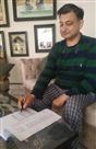 वीडियो कांफ्रेंसिग से खरीदारों से लुभा रहे शरद अग्रवाल