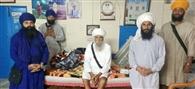 17 दिन से 10,000 से लोगों की भूख मिटा रहा किला आनंदगढ़ साहिब