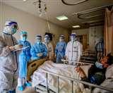 देश में कोरोना से 24 घंटे में 32 की मौत, 773 नए मरीजों के साथ 5,194 पहुंचा संक्रमितों का आंकड़ा