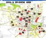 Agra Lockdown Extension: आगरा में 22 Hot Spot जो होंगे सील, देख लें पूरी लिस्ट