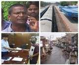 Top Dhanbad News of the day, Wed, 08 April, 2020, ढुलू को जमानत नहीं, रेल यात्रियों की थर्मल स्क्रीनिंग, बेमौसम की बारिश, कोरोना इलाज का प्रशिक्षण, डीसी ने की मदद