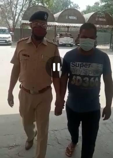 दो महीने बाद लूट का आरोपित गिरफ्तार