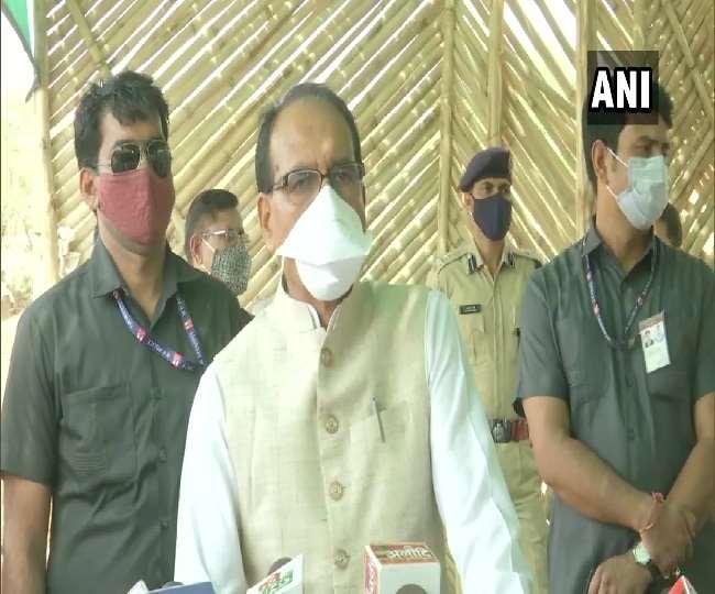 मध्य प्रदेश के मुख्यमंत्री शिवराज सिंह चौहान ने कहा है