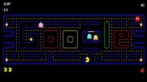 Popular Google Doodle Games: Google ने बनाया PAC-MAN गेम का Doodle