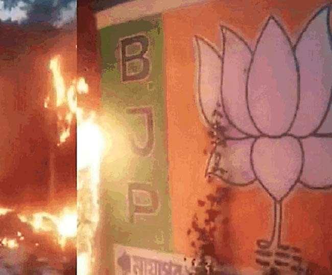 भारतीय जनता पार्टी को सत्ता में आने से रोकने के लिए रक्तरंजित होते बंगाल