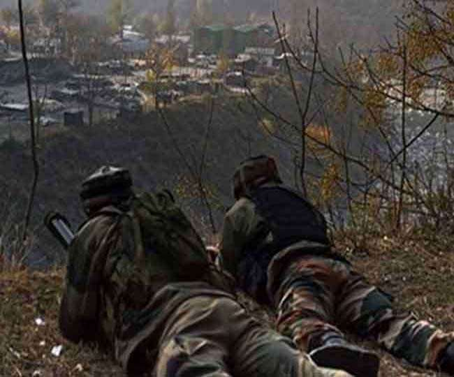 तोली पीर इलाके के नजदीकी गांव से गांववासियों को जबरन निकाल कर गांव को खाली करवाया गया है।(फाइल फोटो)
