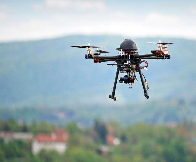 पहली बार मानवरहित ड्रोन से भरा गया विमान में ईंधन