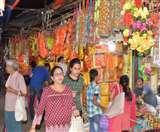 सावन में कांवर बाजार की रौनक गायब, मायूस हैं भक्त Jamshedpur News