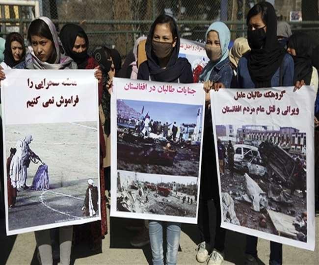 अमेरिका की बाइडन प्रशासन कर रही अफगानिस्तानी महिलाओं को वीजा देने पर विचार