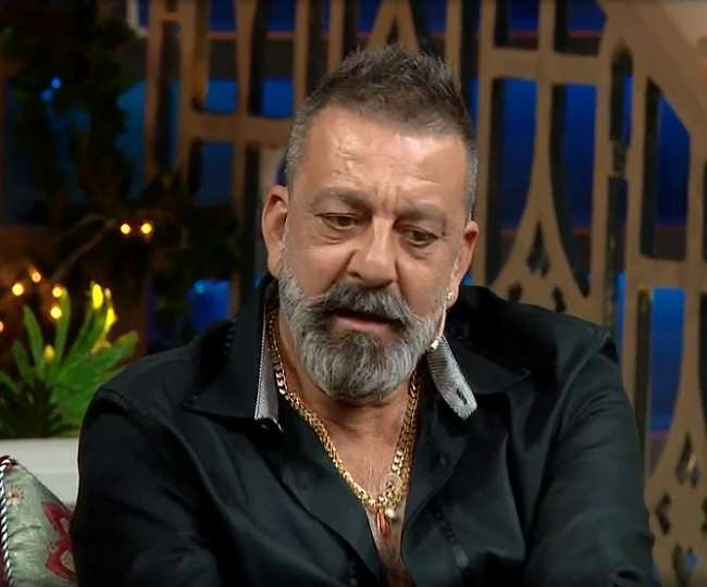 Sanjay Dutt hospitalised due to breathing complain but Covid test is  negative