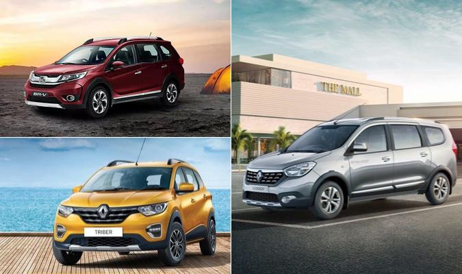 बड़े परिवार के लिए ये हैं Renault, Maruti और Honda की 3 दमदार गाड़ियां, आएंगी आपके बजट में