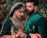 IN PICS Nikah Goals Be Like: जब इस दुल्हा-दुल्हन ने निकाह के लिए पहने मैचिंग कपड़े
