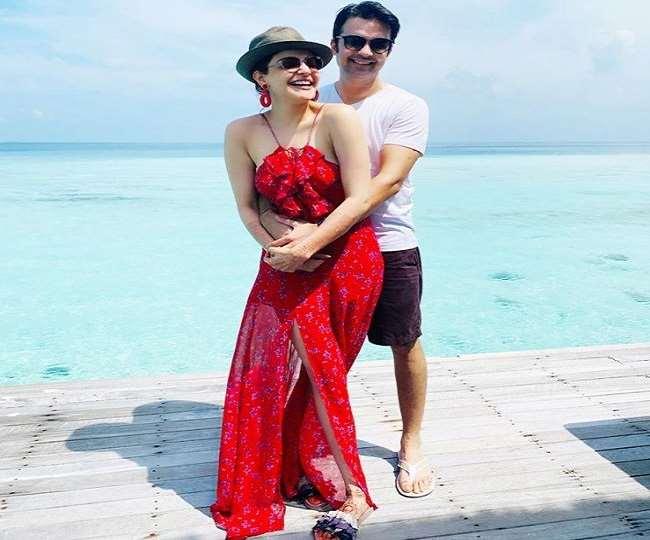 Kajal Aggarwal Honeymoon Pics Kajal Aggarwal shares photos from Maldives  honeymoon with husband Gautam Kitchlu