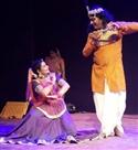 कथक नृत्यांगना पूनम ने अंतरराष्ट्रीय गीता जयंती में दी प्रस्तुति