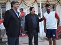 उत्तर प्रदेश में मेरठ का क्रिकेट शीर्ष पर : राजीव शुक्ला