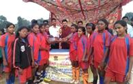 स्कूल नेशनल एथलेटिक्स में केशव ने जीता कास्य पदक