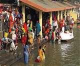 मोक्षदायिनी एकादशी: गंगा मां के जयकारों से गूंज उठा सोरों, दूर- दूर से पहुंचे श्रद्धालु Agra News