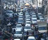 ट्रैफिक डायवर्ट करना लोगों के लिए बना मुसीबत, हर दिन लग रहा जाम Ludhiana News