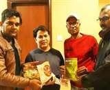 जर्मनी से झारखंड की खोरठा बोली पर शोध करने आये डॉ. नेत्रा, फीचर फिल्मों पर भी की चर्चा Dhanbad News