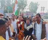 पूर्व केंद्रीय मंत्री जितिन प्रसाद पहुंचे मेरठ, कांग्रेसियों ने किया जोरदार स्वागत Meerut News