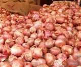 Onion price में मिल सकती है थोड़ी राहत, 86 ट्रकों में आया 3,182 टन अफगानिस्तानी प्याज
