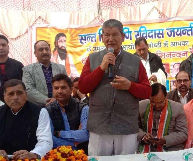 दिल्ली चुनाव में भाजपा दहाई का आंकड़ा भी नहीं छू पाएगी: हरीश रावत