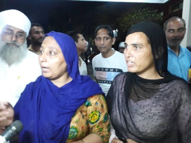 एसजीपीसी के खिलाफ धरने पर बैठे सुखमन सिंह ने निगली सल्फास की गोलियां