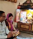 श्री हनुमान जयंती पर की विश्व कल्याण की कामना