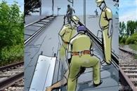 घरेलू कलह से तंग आकर ट्रेन से कटने गई थी युवती, लॉकडाउन से बची जान