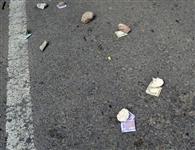 कोरोना के खौफ से अब सड़क पर पड़े नोट भी नहीं उठा रहे लोग