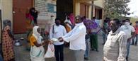 विधायक रामदास ने मुख्यमंत्री दीदी किचन का किया निरीक्षण